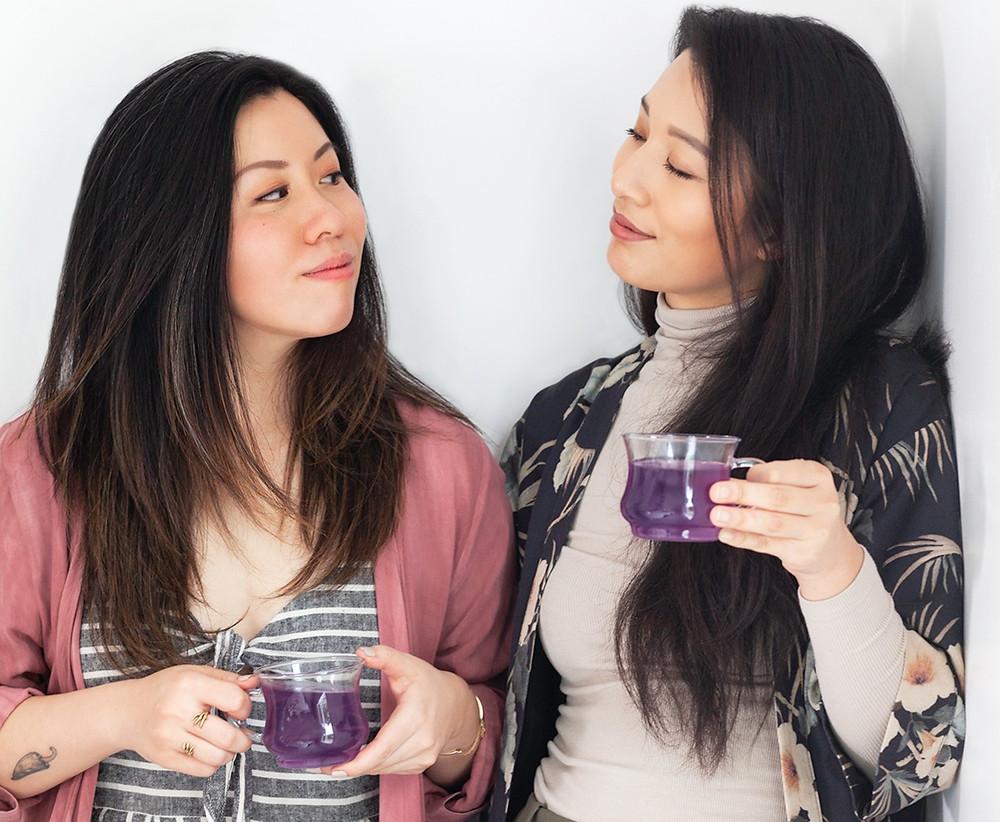 Monica Lo and Felicity Chen