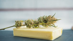 How To Make Cannabis-Infused Butter At Home
