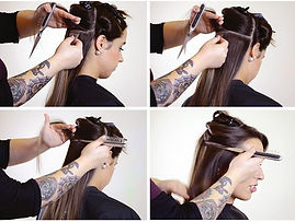 tape hair extensions NYC