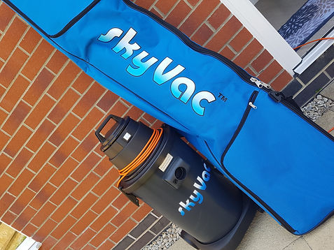 Gutter Vacuum in Burnham-On-Sea and the southwest. We are professionals and have experience with using this specialised equipment.