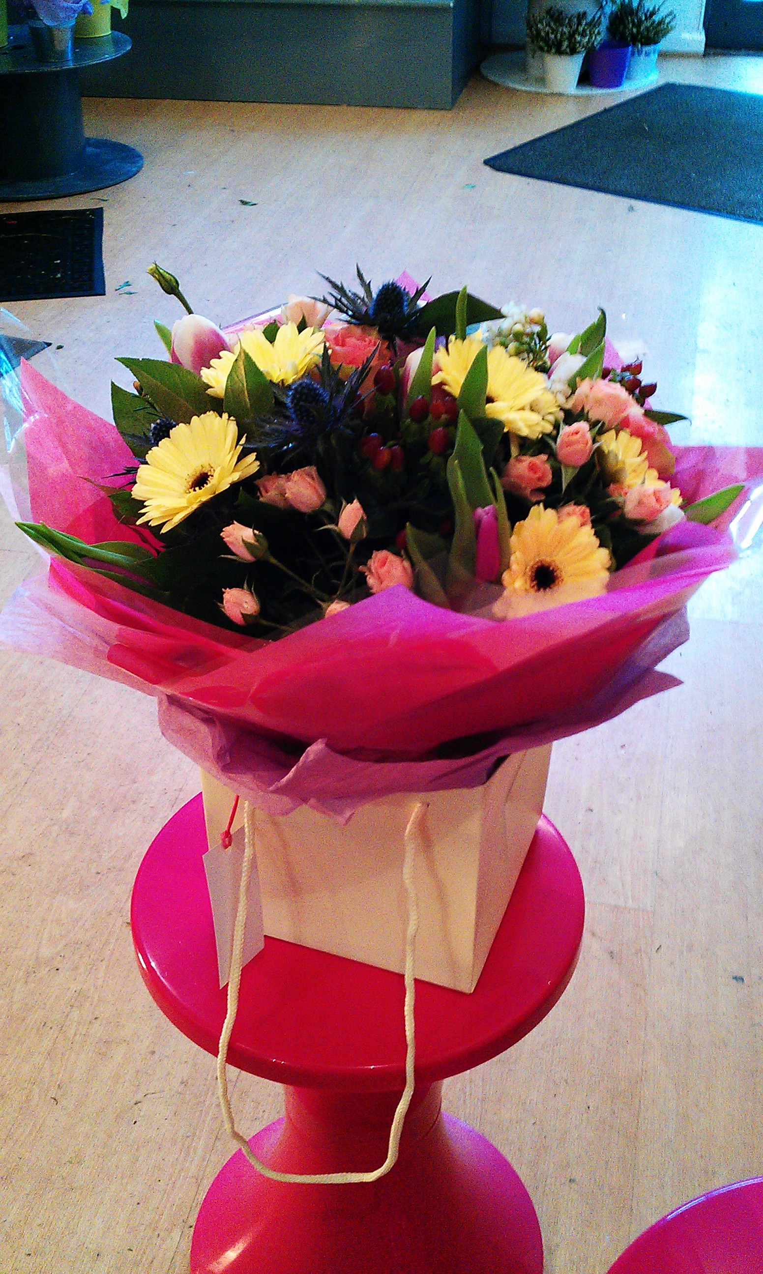 Florists Market Harborough