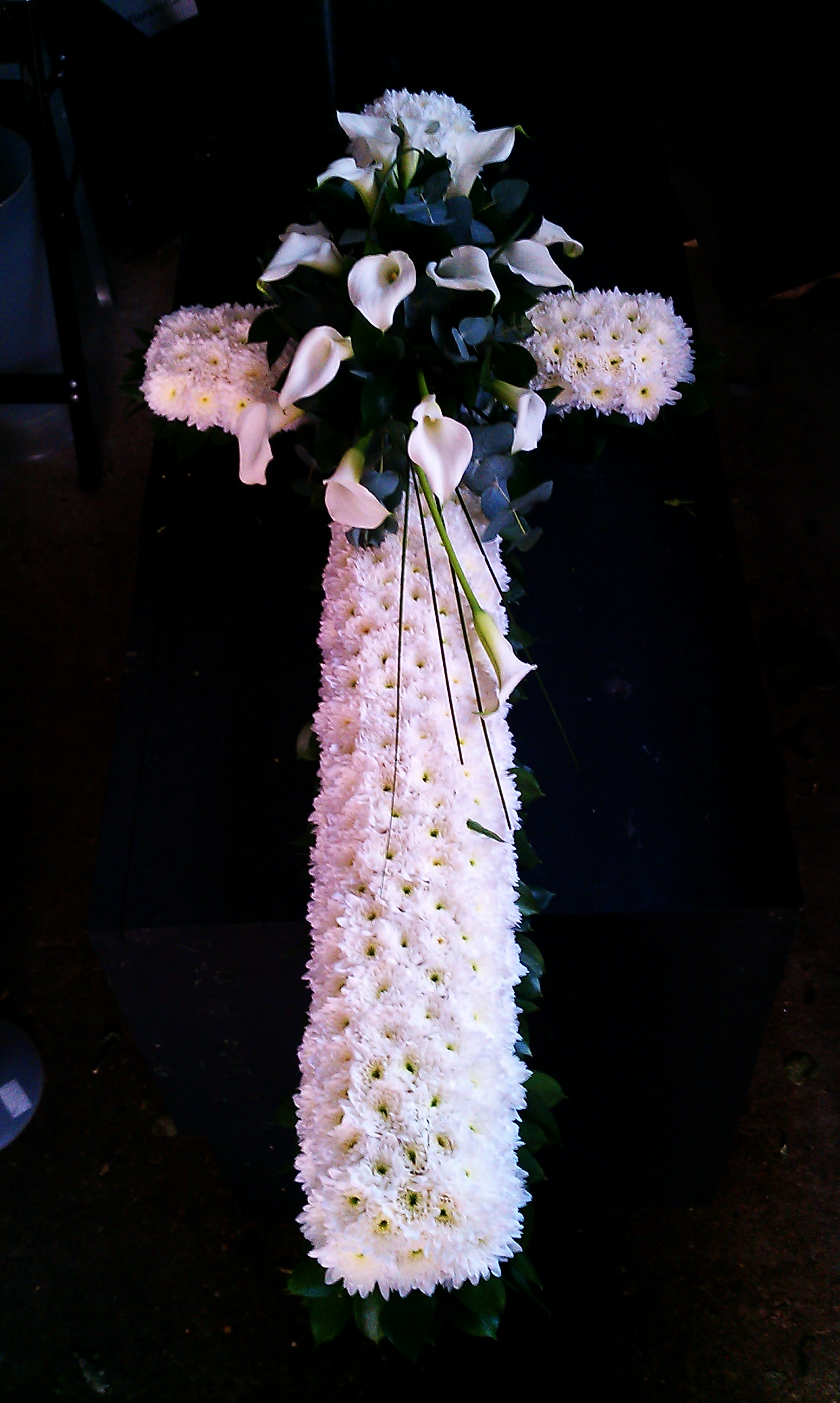 Chilli Peppers Funeral flowers