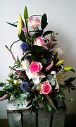 Wedding flowers, centrepieces Market Harborough