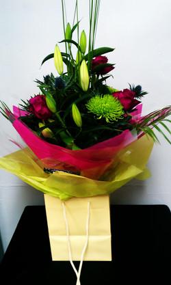 Flowers, Desborough