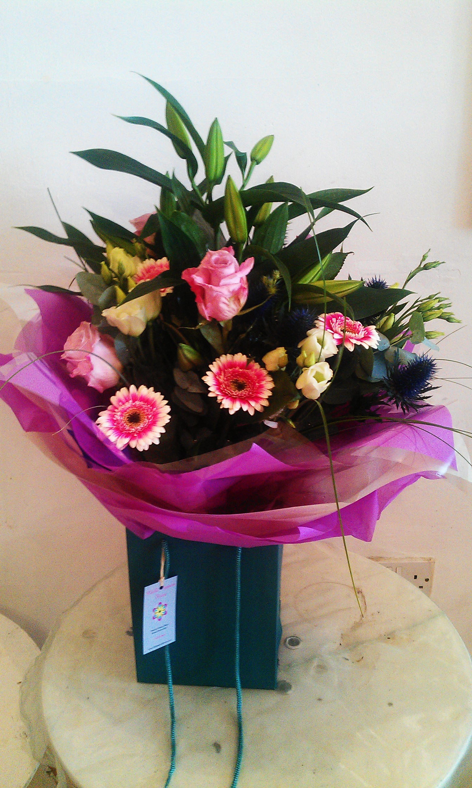 Chilli Peppers florist, Desborough