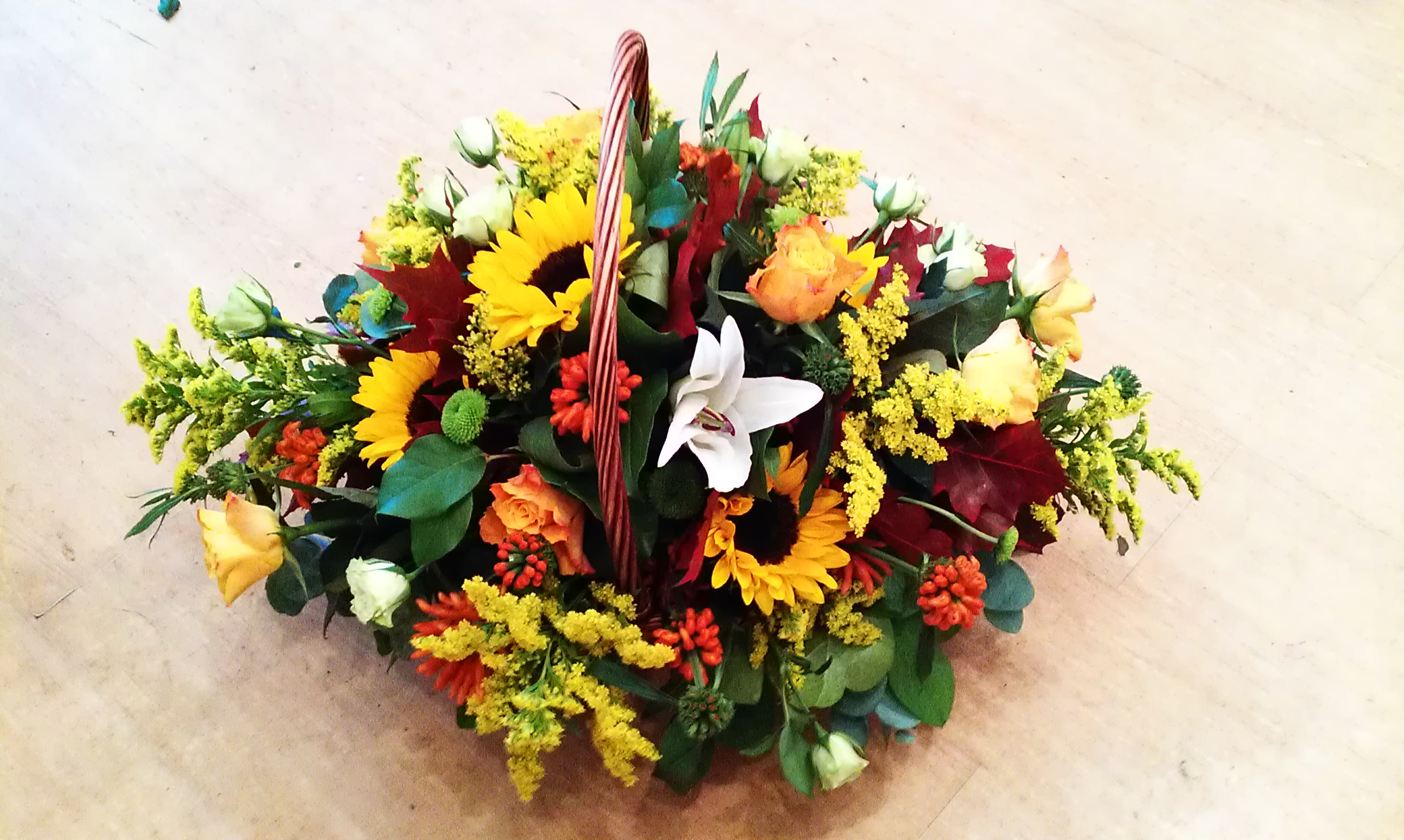 Chilli Peppers Florist