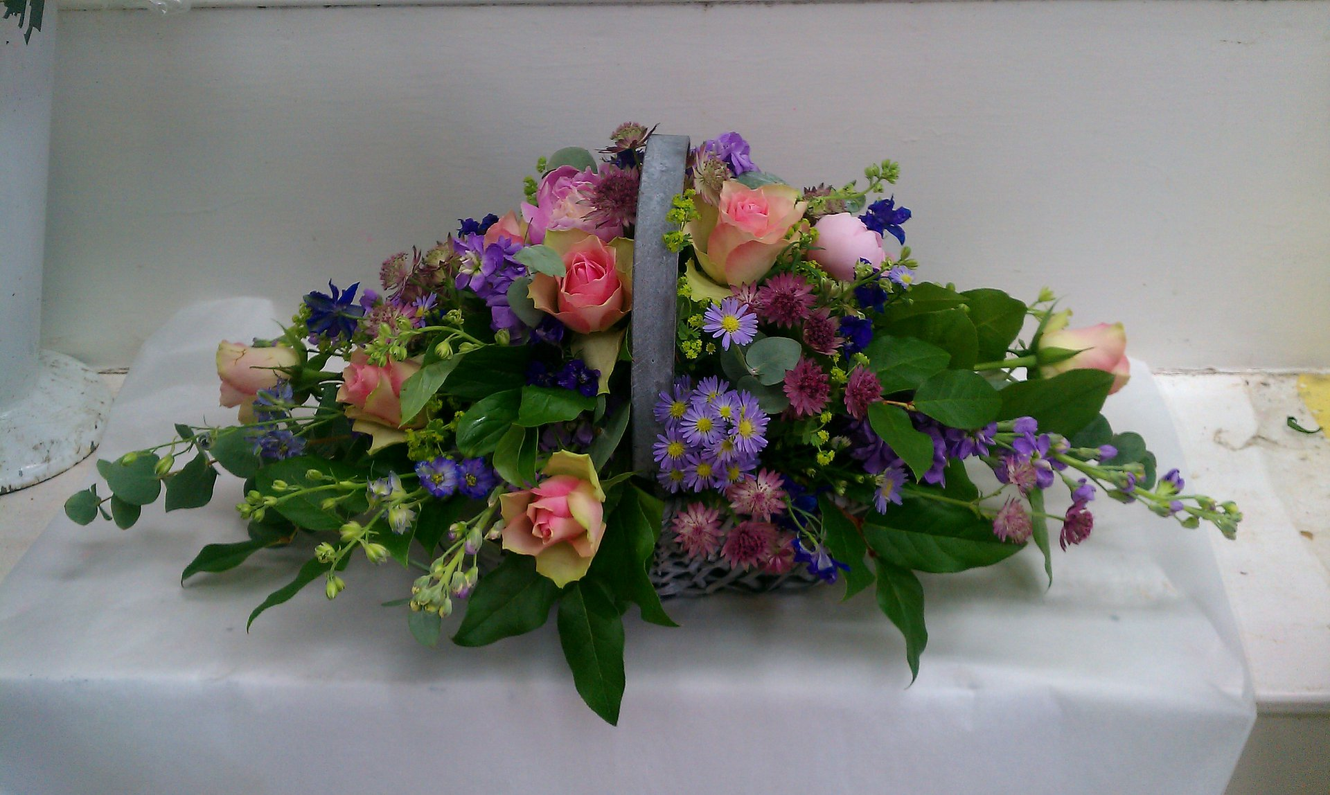 Florists, Desborough