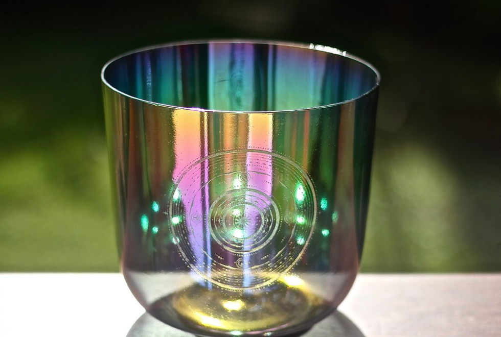Core Key Code of Focus - Crystal bowl