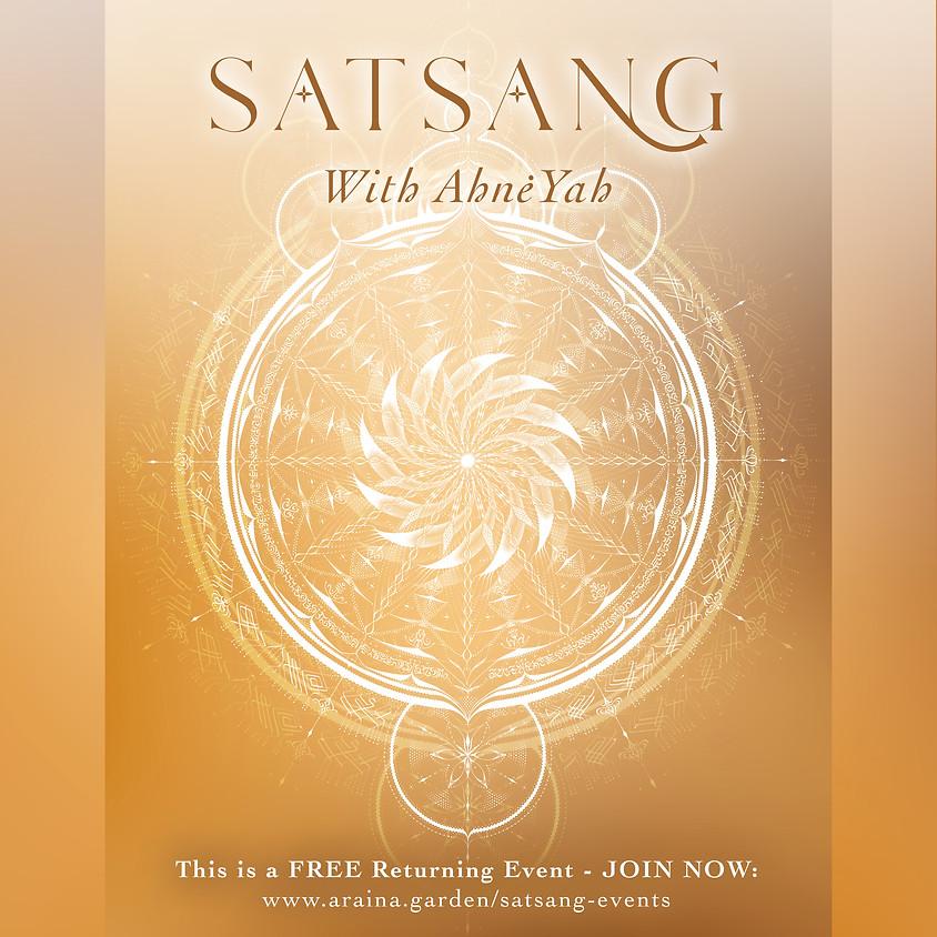 Araina Satsang with AhneYah Divinity