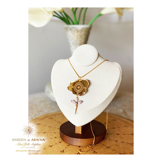 Kaua'i Necklace - Angel of Focus