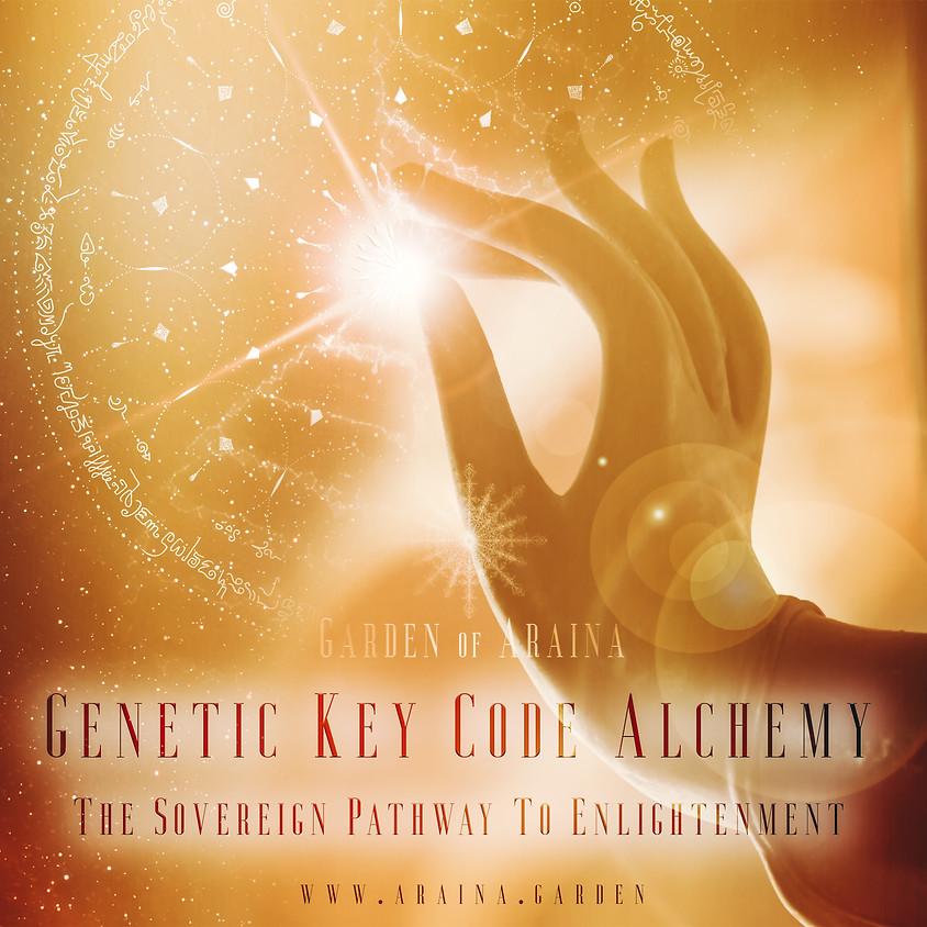 ONLINE SATSANG - Genetic Key Code Alchemy as a path towards Enlightenment