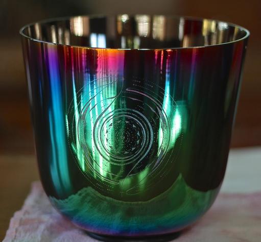 Core Key Code of Harmony - Crystal Bowl