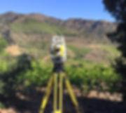 tachéometre laser géometre perpignan