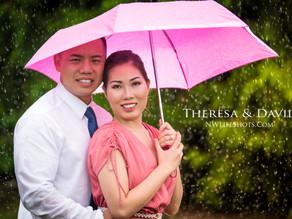 David & Theresa Seattle Engagement