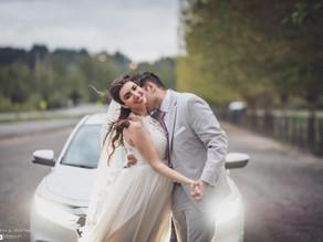 Valentina And Antonio Redmond wedding