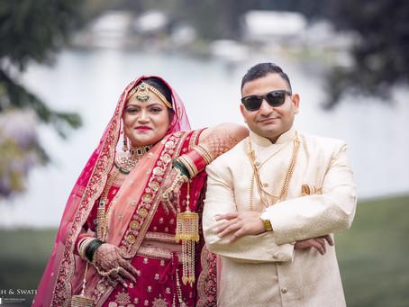 Ashish & Swati Kent Wedding