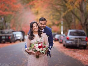 Chan & Smitha Renton Backyard Wedding