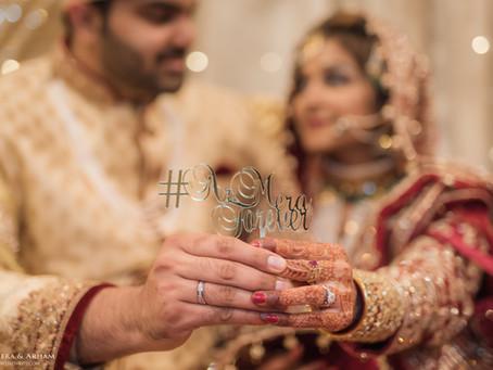 Arham & Humera, Issaquah Wedding