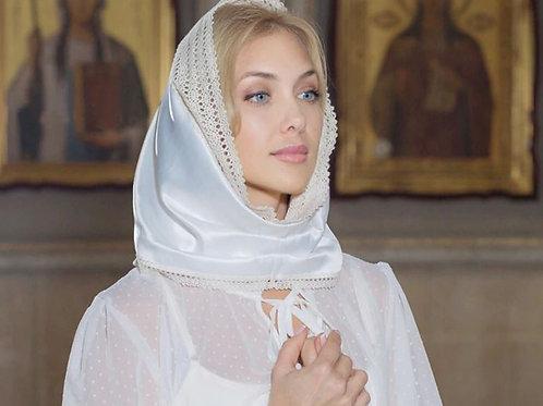 VOILE PRIERE CATHOLIQUE FEMME