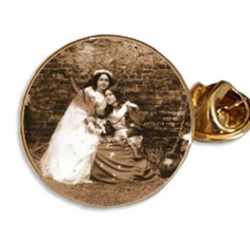PIN'S SAINTE THERESE - Ref. 3