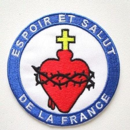 ECUSSON ESPOIR ET SALUT DE LA FRANCE FRANCE