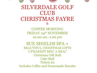 Please support our Christmas Fayre