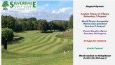 Texas Scramble Open Results - Sunday 8th August