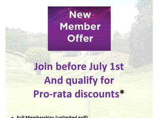 Join by July 1st and get a great deal!
