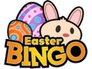 Easter Bingo Wednesday April 10