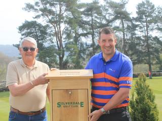 Scorecard Box Donated