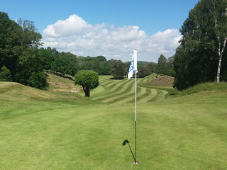 All 18 holes will be open from Wednesday 27 May (and visitors can play again)!