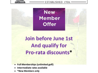 Join by June 1st and get a great deal!