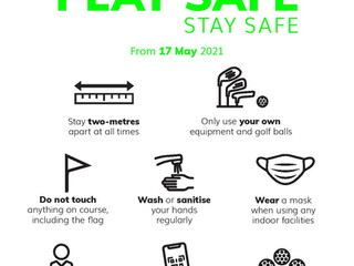 PlaySafe Guidance from 17 May