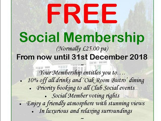 Free Social Membership