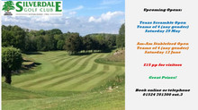 Texas Scramble Open Sat. 29 May