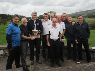 Silverdale win Lunesdale League for 3 years in a row