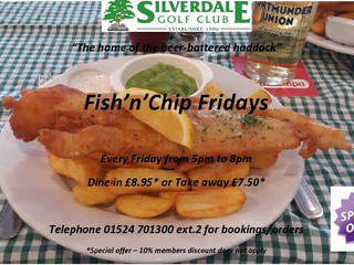 Fish'n'Chips Special Offer