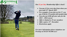 Our £1 per Day New Member Offer is Back!