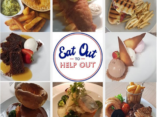 """""""Eat Out to Help Out"""" is here!"""