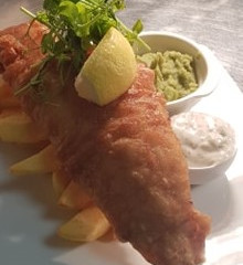 Fish'n'Chips Fridays are Back!