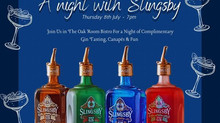A Night with Slingsby (8 July)
