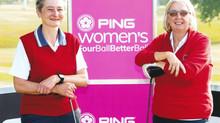 Silverdale Ladies in Ping Final