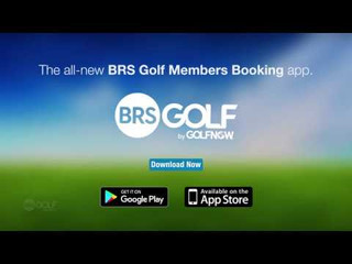 Our Tee-booking System has been upgraded