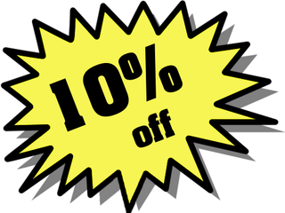 Members get 10% off all food!