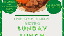 Sunday Lunches at Silverdale Golf Club