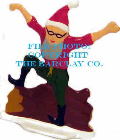 GF-015: Elf Climbing Log