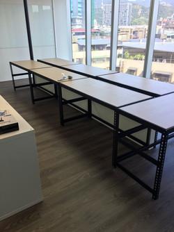 角鋼辦公桌