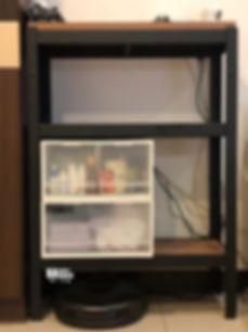 H95025 黑紗紋+鹿兒島胡桃木 龐貝黑衫 切爾克斯核 封孔柱 側擋_1907