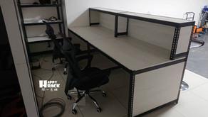 角鋼封板櫃檯為什好用😍?
