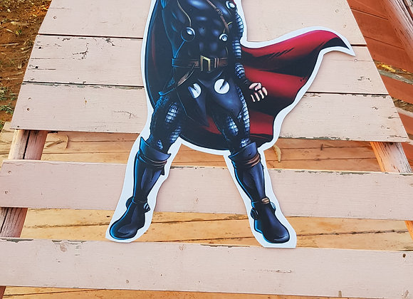 Thor cut out